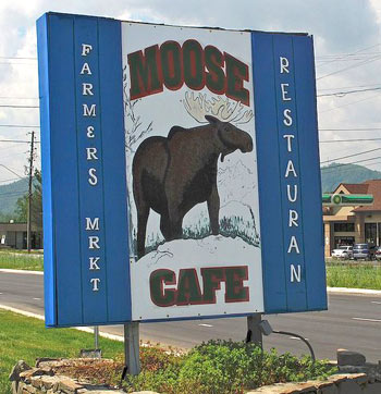 Photo courtesy of The Moose Cafe http://eatatthemoosecafe.com/