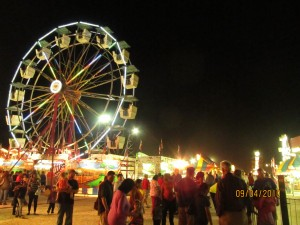 Lee County Fair by Mary Prater