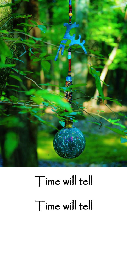 Time Will Tell 8