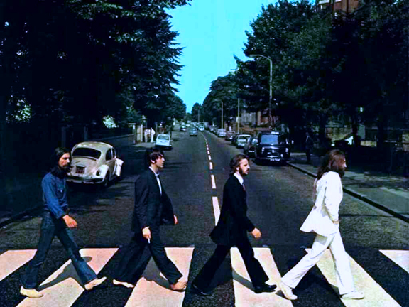 Abbey Road 8 inches