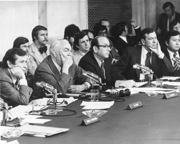 Watergate Hearing