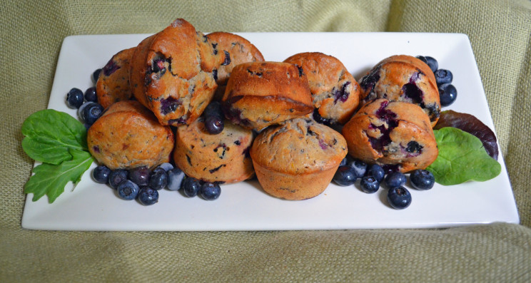 5.Patsy's Muffins