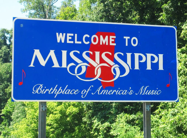 1.Welcome to Mississippi