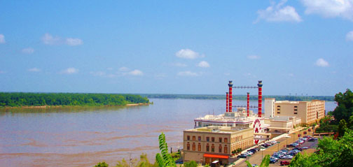 3.Mississippi River at Vicksburg