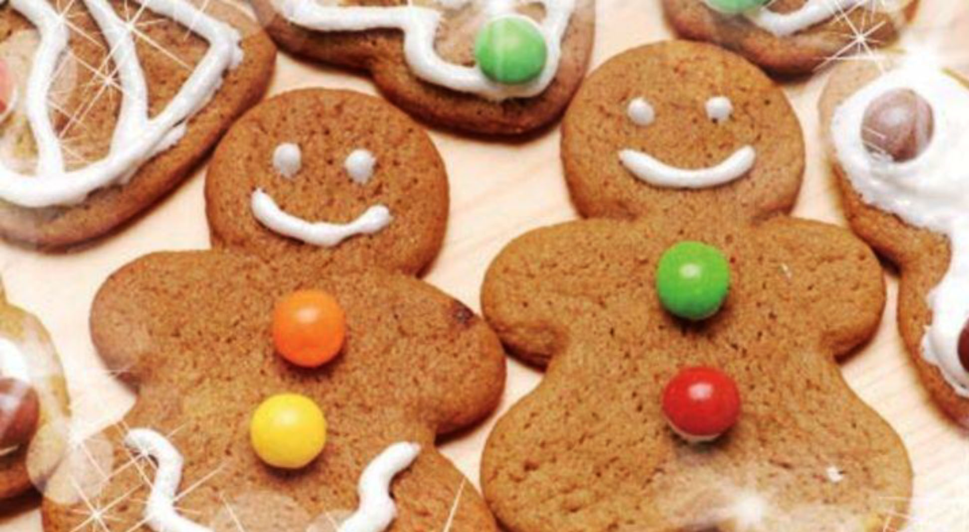 Header photo for gingerbread piece